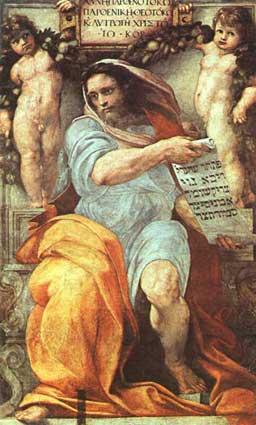 Isaías - Profetas mayores