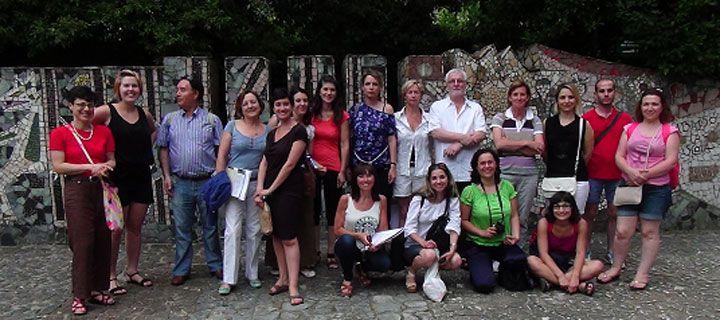 Susana García Mangas gana una beca para participar en el congreso Art in Education