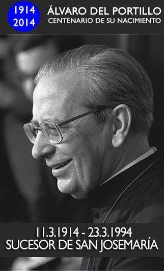 Beatificación de D. Álvaro del Portillo, primer prelado del Opus Dei