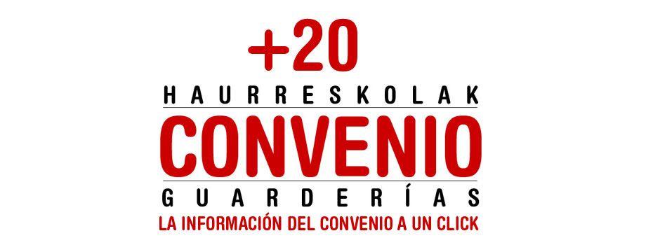 Convenio Haurreskolak: Un proyecto mutuamente enriquecedor