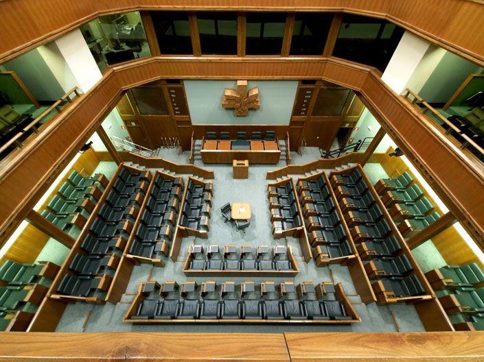 COAS explica en el Parlamento Vasco el ICOT 2015