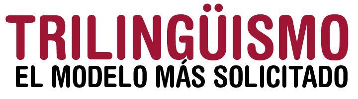 El 40% de los jóvenes vascos matricularía a sus hijos en un modelo trilingüe