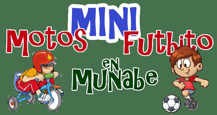 MUNABE INVITA MINIMOTOS Y MINIFUTBITO PARA QUIEN QUIERA APUNTARSE