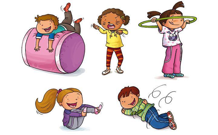 Así ayuda la psicomotricidad al desarrollo de los niños