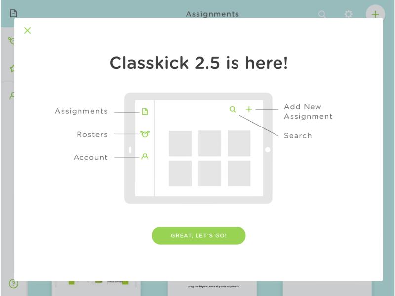 Classkick sigue mejorando