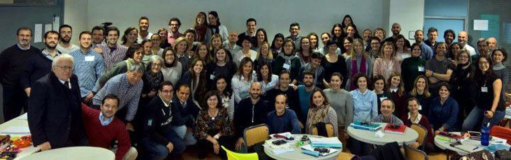 Nuevos profesores certificados en aprendizaje cooperativo