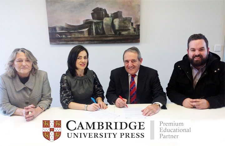 Los Colegios COAS, los primeros colegios de Bizkaia en ser Partner de Cambridge