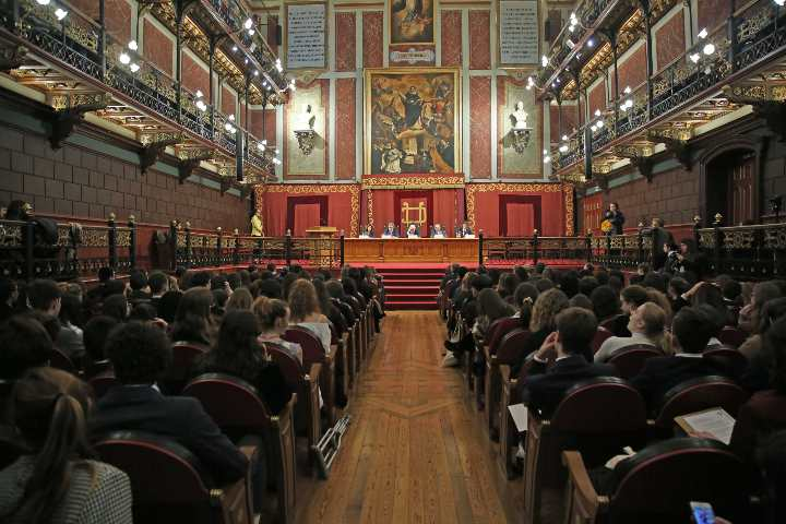 MUN Bilbao 2019: la ONU en modo joven
