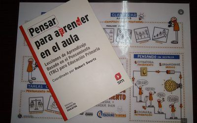 Iker Pagola, profesor de Erain, coautor de un libro de pensamiento