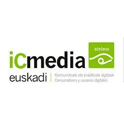 Entidad colaboradora del Grupo Coas, iCmedia, para la defensa de los derechos de los usuarios de los medios.
