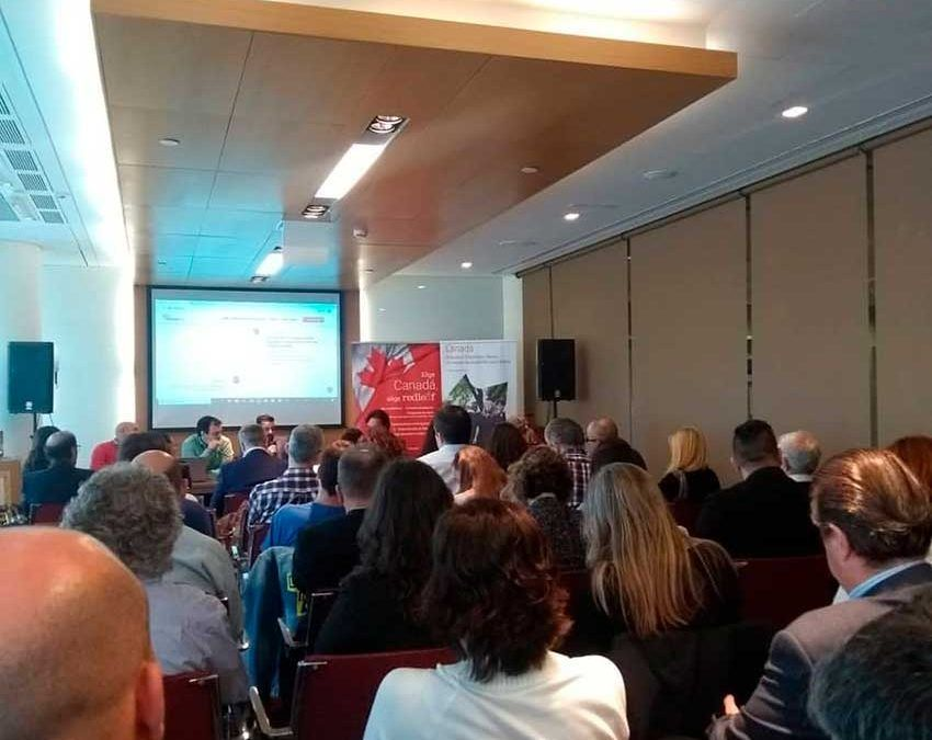 COAS, invitado en la Jornada sobre innovación educativa España-Canadá