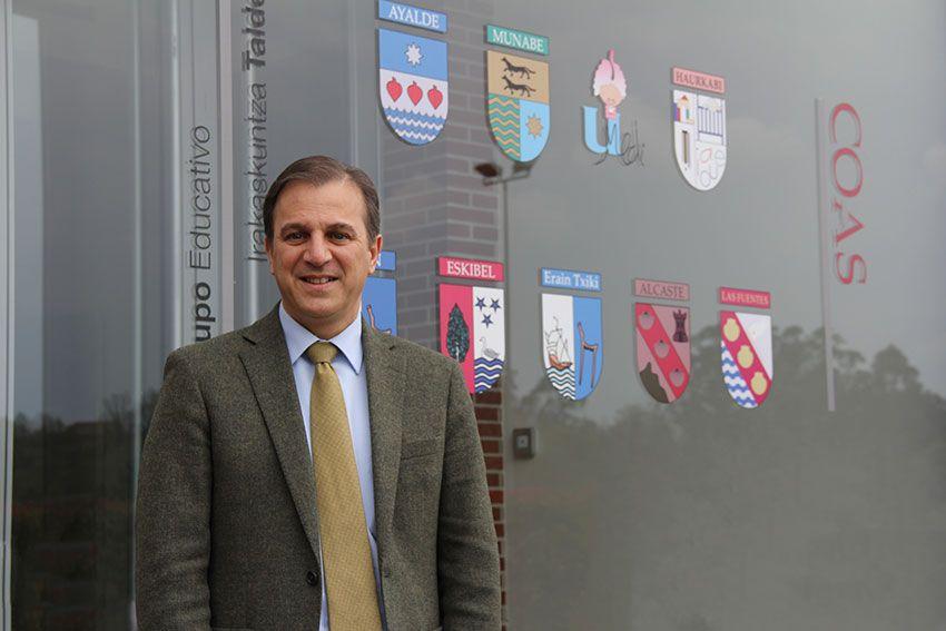 Borja Martínez de Bedoya, nuevo Director General de COAS